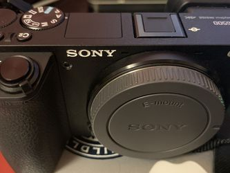 Sony A6500 With Sony 10-18 f4 Lens for Sale in Pasadena,  TX