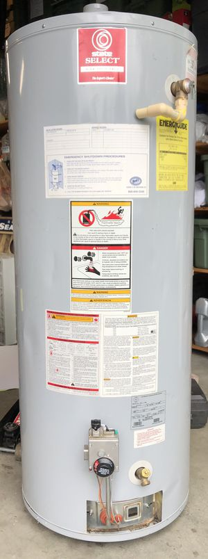 FREE 50 gallon gas water heater for Sale in Mill Creek, WA