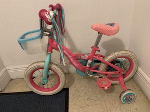 Girl bike 12 inch mtb bike girl toddler bicicleta bicycle for Sale in Miami, FL