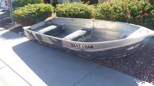 12 ft Boat, Aluminum for Sale in Chandler, AZ