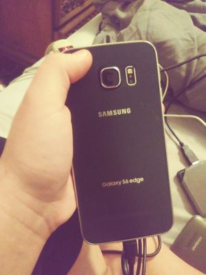 Samsung galaxy s6 edge for Sale in St. Louis, MO