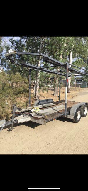 Double decker trailer for Sale in Chula Vista, CA