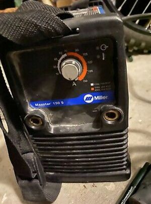 Miller maxstar 150 welder for Sale in Hermiston, OR