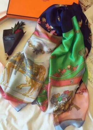 Silk H Scarf for Sale in Union City, CA
