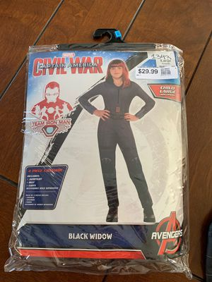 Child large marvel captain America Halloween custom for Sale in Henderson, NV