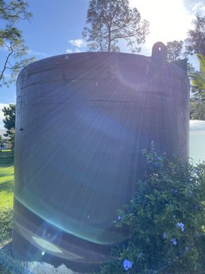 5000 gallon Tank (Fiber Glass) for Sale in Fort Myers, FL