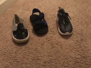 Variety of shoes size 10 for Sale in Richmond, VA