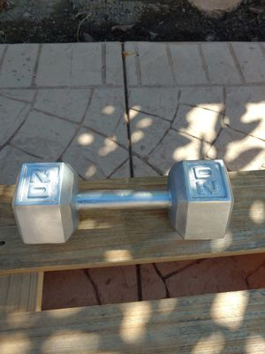 20 Lb Dumbbell for Sale in Huntington Park, CA