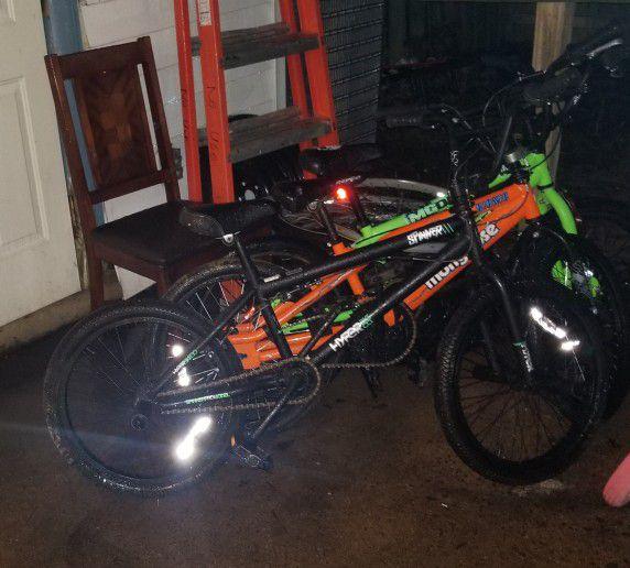 Bmx Mongoose Bike speed 20 inch en buen estado interesados text