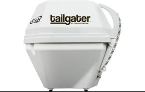 Dish Network Vq2500 Tailgater Hd Antenna for RV Truck Boat and house for Sale in Las Vegas, NV