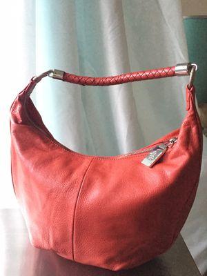 Dana Buchman Red Hobo Shoulder Bag Handbag Purse for Sale in Mount Prospect, IL