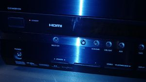 Onkyo hdmi receiver with wi-fi & bluetooth for Sale in Franklin, OH