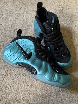 Nike foamposite pro electric blue for Sale in Woodbridge, VA