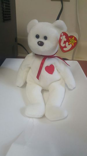 Beanie Babies Valentino for Sale, used for sale  Roswell, GA