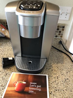 Keurig Coffee Maker for Sale in Bothell, WA