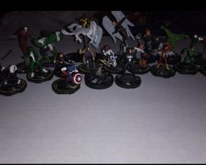 Marvel Heroclox lot of 20 for Sale in Tempe, AZ
