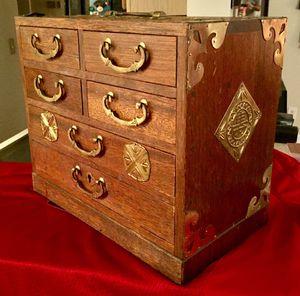 Antique Japanese Dresser Jewelry Box - 50s for Sale in Atlanta, GA