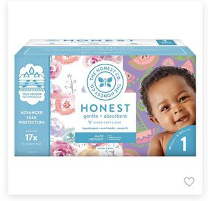 Honest Diapers Sz 1 for Sale in Covina, CA