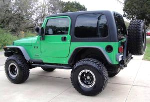 Price$1200 Jeep Wrangler 2004 for Sale in Rougemont, NC
