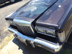 Lincoln towncar 1986 for Sale in South Gate, CA