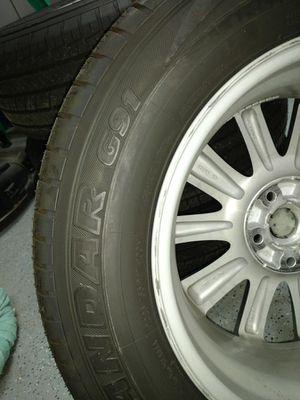 Mazda CX-5 wheels and tires for Sale in Silverado, CA