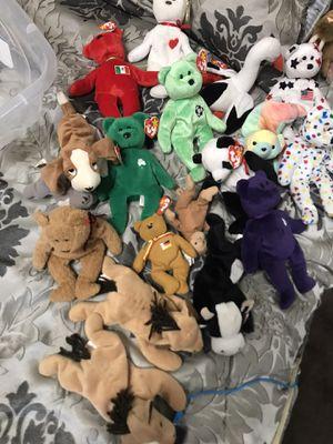 Original Bennie babies for Sale in Houston, TX