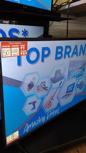 50 inch smart TV for Sale in Laredo, TX