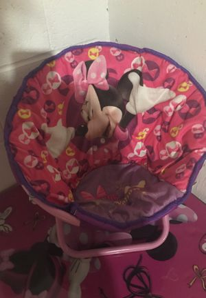 Minnie chair for Sale in Waukegan, IL
