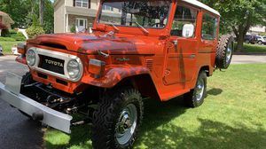 Toyota Land Cruiser FJ40 1977 for Sale