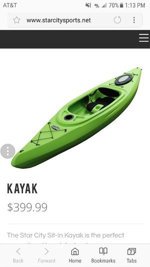 Fishing kayak for Sale in Sanger, CA
