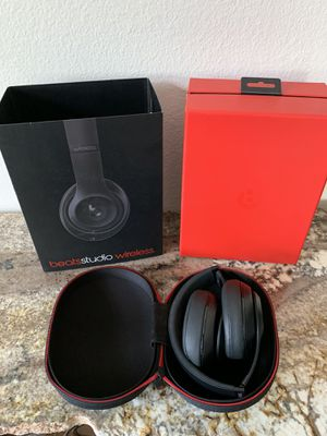 Beats Studio Bluetooth Headphones for Sale in Oceanside, CA
