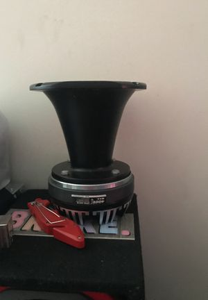 Audiopipe 2inch horns for Sale in Queens, NY