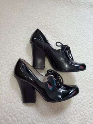 Michael Kors leather shoes 7.5 for Sale in Malden, MA
