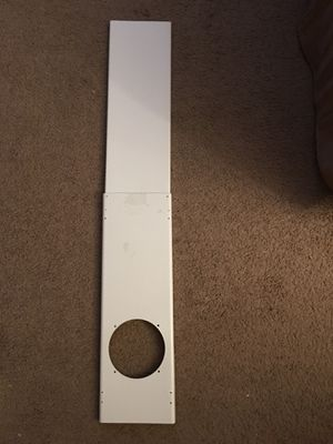 Window panel for portable air conditioner ac unit for Sale in Kirkland, WA