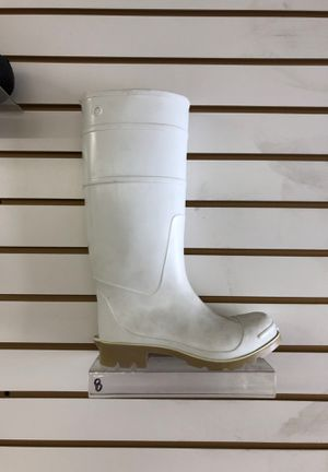 White rubber boot for Sale in Miami, FL