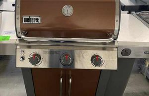 New Weber BBQ Grill 2E for Sale in Round Rock, TX