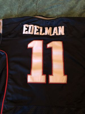 NFL-Julian Edelman Jersey #11 for Sale in High Point, NC