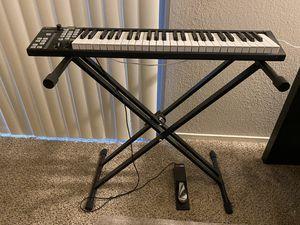 Icon Pro Audio midi keyboard 49 keys for Sale in Stockton, CA