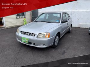 2002 Hyundai Accent for Sale in Paterson, NJ
