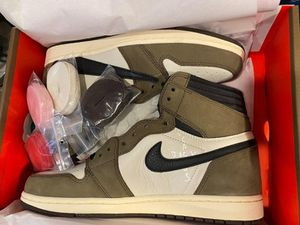 Jordan 1 Retro Travis Scott for Sale in Federal Way, WA