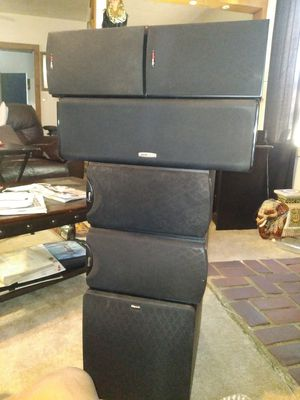 Professional theater home speakers. for Sale in Columbus, OH