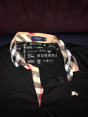 Burberry Shirt fa sale for Sale in East Cleveland, OH