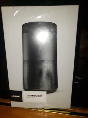Bose soundlink revolve speaker black for Sale in Chicago, IL