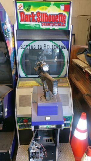 Silent Scope 2 arcade for Sale in Ontario, CA