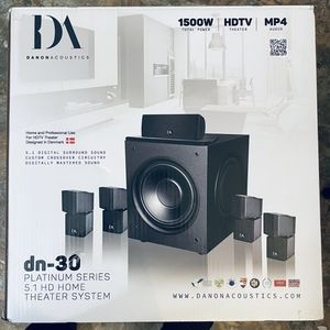 Home Theater System Danon DN-30 for Sale in Reading, PA