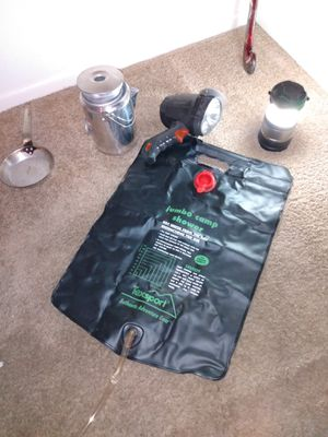 Camping equipment for Sale in Vista, CA