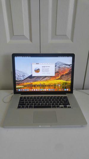 "🔵 15.4"" Apple MacBookPro Laptop / Intel Core i5 / 500 GB Hard drive / 08 GB Memory / macOS High Sierra + Microsoft Office/ year 2010 for Sale in Homestead, FL"