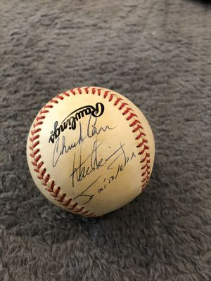 1993 Florida Marlins inaugural year signed baseball for Sale in Miami, FL