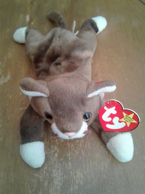 """1997 TY Beanie Baby """" Pounce """" for Sale in Tollhouse, CA"""