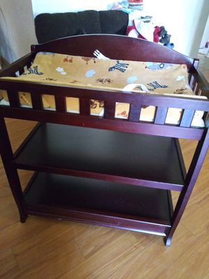Changing table for babies for Sale in San Bernardino, CA